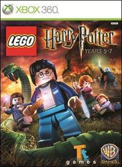 LEGO Harry Potter: Years 5-7 (Xbox 360) by Warner Bros. Interactive Box Art