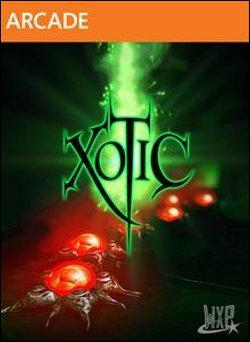 Xotic (Xbox 360 Arcade) by Microsoft Box Art