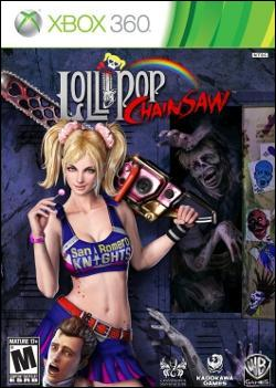 Lollipop Chainsaw (Xbox 360) by Warner Bros. Interactive Box Art
