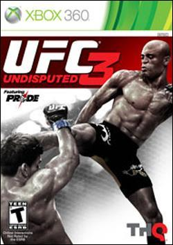UFC Undisputed 3 (Xbox 360) by THQ Box Art