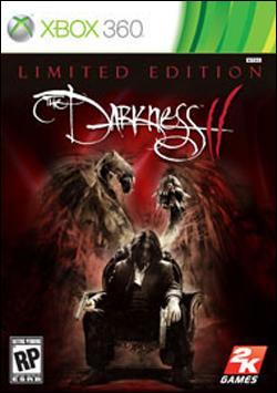 The Darkness II  (Xbox 360) by 2K Games Box Art