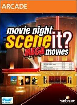 Scene It? Movie Night (Xbox 360 Arcade) by Microsoft Box Art
