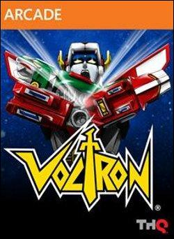 Voltron   (Xbox 360 Arcade) by THQ Box Art