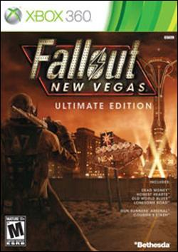 Fallout New Vegas: Ultimate Edition (Xbox 360) by Bethesda Softworks Box Art