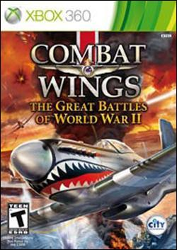 Combat Wings: The Great Battles WWII (Xbox 360) by Microsoft Box Art