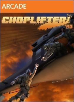 Choplifter HD (Xbox 360 Arcade) by Microsoft Box Art