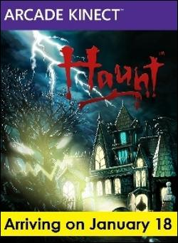 Haunt  (Xbox 360 Arcade) by Microsoft Box Art