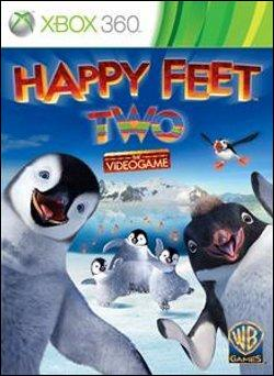 Happy Feet Two: The Videogame  (Xbox 360) by Microsoft Box Art