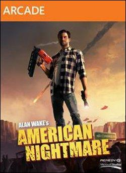 Alan Wake's American Nightmare (Xbox 360 Arcade) by Microsoft Box Art