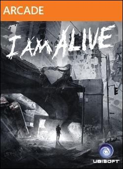 I Am Alive (Xbox 360 Arcade) by Microsoft Box Art