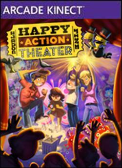 Double Fine Happy Action Theater (Xbox 360 Arcade) by Microsoft Box Art