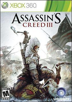 Assassin's Creed 3 (Xbox 360) by Ubi Soft Entertainment Box Art