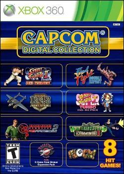 Capcom Digital Collection (Xbox 360) by Capcom Box Art