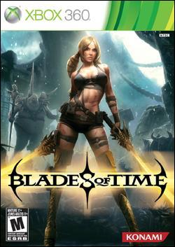 Blades of Time (Xbox 360) by Konami Box Art