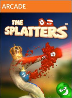 The Splatters (Xbox 360 Arcade) by Microsoft Box Art