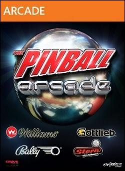 Pinball Arcade (Xbox 360 Arcade) by Crave Entertainment Box Art