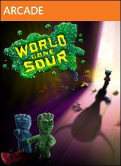 World Gone Sour (Xbox 360 Arcade) by Microsoft Box Art