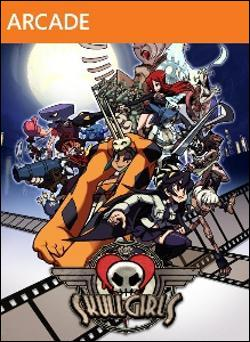 Skullgirls (Xbox 360 Arcade) by Microsoft Box Art