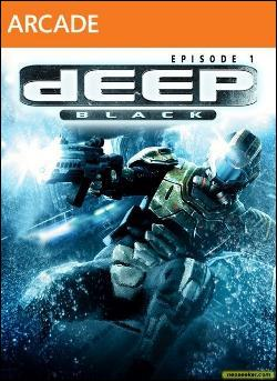 Deep Black: Episode 1 (Xbox 360 Arcade) by Microsoft Box Art