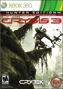 Crysis 3 (Xbox 360) by Electronic Arts Box Art