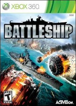 Battleship (Xbox 360) by Activision Box Art