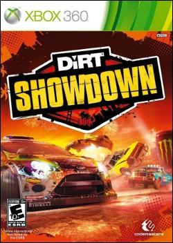 DiRT Showdown (Xbox 360) by Codemasters Box Art