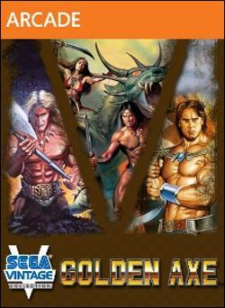 Sega Vintage Collection: Golden Axe (Xbox 360 Arcade) by Sega Box Art