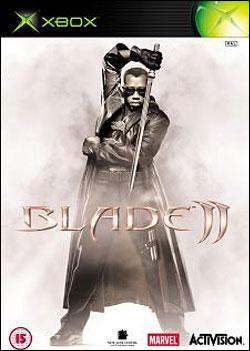 Blade 2 (Xbox) by Activision Box Art