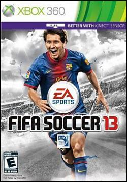 FIFA Soccer 13 (Xbox 360) by Electronic Arts Box Art