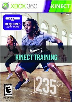 Nike+ Kinect Training (Xbox 360) by Microsoft Box Art