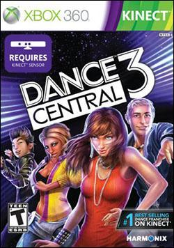 Dance Central 3 (Xbox 360) by Microsoft Box Art