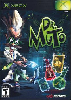 Dr. Muto (Xbox) by Midway Home Entertainment Box Art