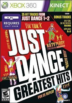 Just Dance Greatest Hits (Xbox 360) by Ubi Soft Entertainment Box Art