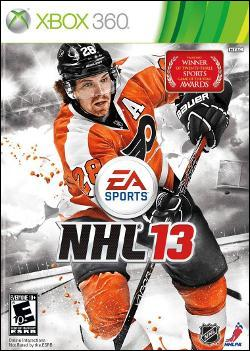 NHL 13 Stanley Cup (Xbox 360) by Electronic Arts Box Art