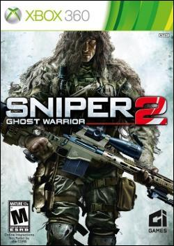Sniper Ghost Warrior 2 (Xbox 360) by City Interactive Box Art