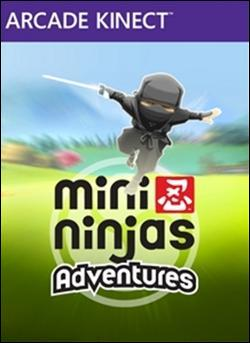 Mini Ninjas Adventures (Xbox 360 Arcade) by Microsoft Box Art