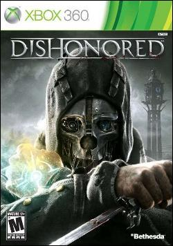 Dishonored (Xbox 360) by Bethesda Softworks Box Art