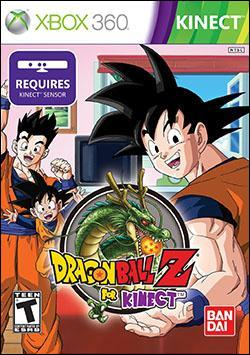 Dragon Ball Z for Kinect (Xbox 360) by Microsoft Box Art