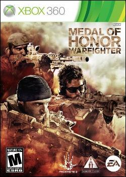 Medal of Honor: Warfighter (Xbox 360) by Electronic Arts Box Art