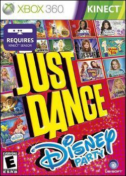 Just Dance: Disney Party (Xbox 360) by Microsoft Box Art