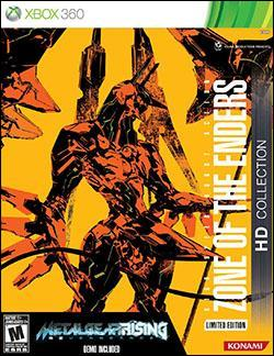 Zone of the Enders: HD Collection (Xbox 360) by Konami Box Art