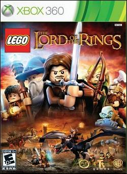 LEGO Lord of the Rings (Xbox 360) by Warner Bros. Interactive Box Art