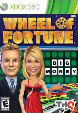 Wheel of Fortune (Xbox 360) by THQ Box Art