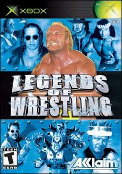 Legends of Wrestling (Xbox) by Acclaim Entertainment Box Art