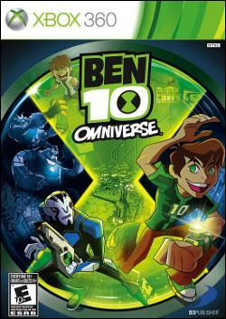Ben 10 Omniverse: The Video Game  (Xbox 360) by D3 Publisher Box Art