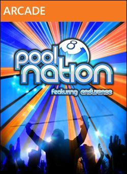 Pool Nation (Xbox 360 Arcade) by Microsoft Box Art