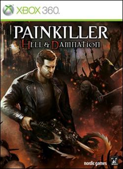 Painkiller: Hell and Damnation (Xbox 360) by Microsoft Box Art