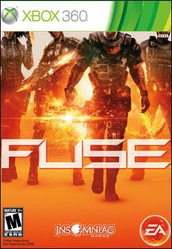 Fuse (Xbox 360) by Electronic Arts Box Art