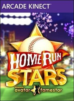 Home Run Stars (Xbox 360 Arcade) by Microsoft Box Art