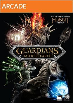 Guardians of Middle-earth Box art